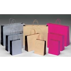 bolsas de papel 22+10x27+6 bicolor